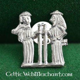 Flamandzki pielgrzym odznaka