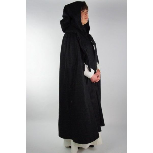 Middeleeuwse mantel Odelia