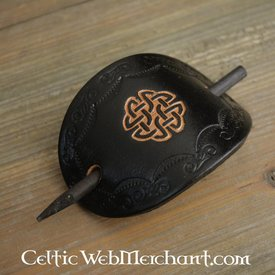 Celtic szpilka Dana czarny
