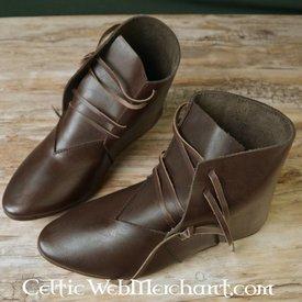 Ulfberth 15. Jahrhundert Knöchelhohe Schuhe