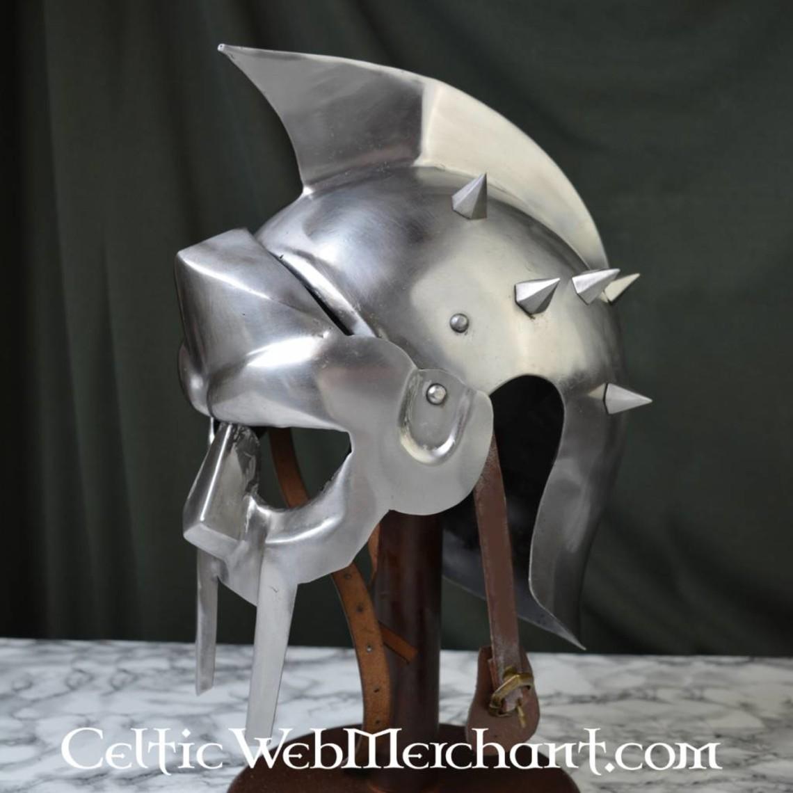 Deepeeka Casque de gladiateur Maximus
