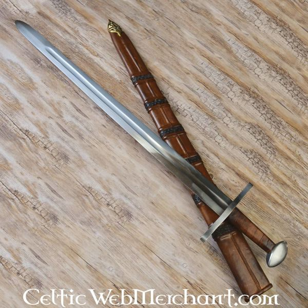 Deepeeka Finales de la espada de Viking Tipo Oakeshott X