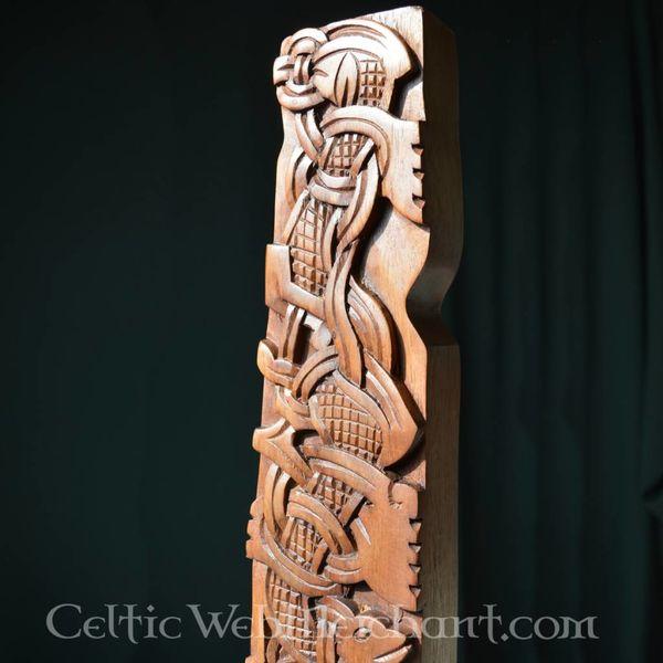 Viking Holzschnitzwerk