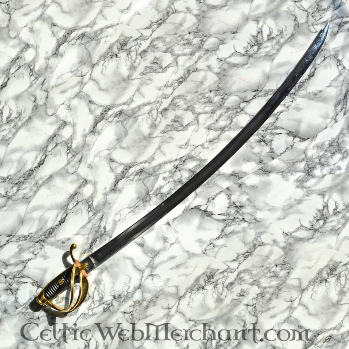 Universal Swords sable Napoleontic (Sabre Cavalerie Legere AN XI ')