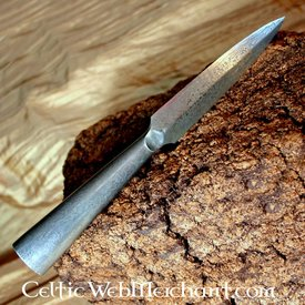 Ulfberth Punta de lanza germánica, acero damasco