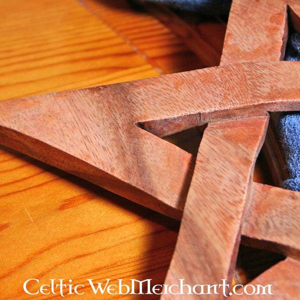 Træ- pentagram
