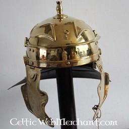 Imperial Gallic galea I, Aquincum