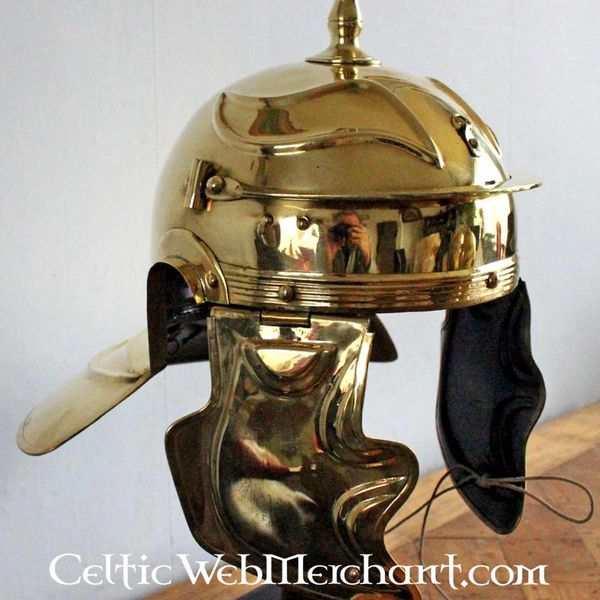 Deepeeka Imperial galliske galea I, Aquincum