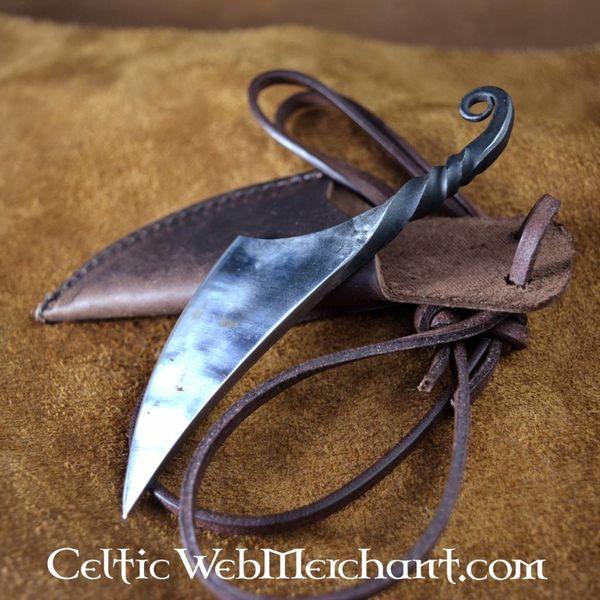 Viking szyi nóż