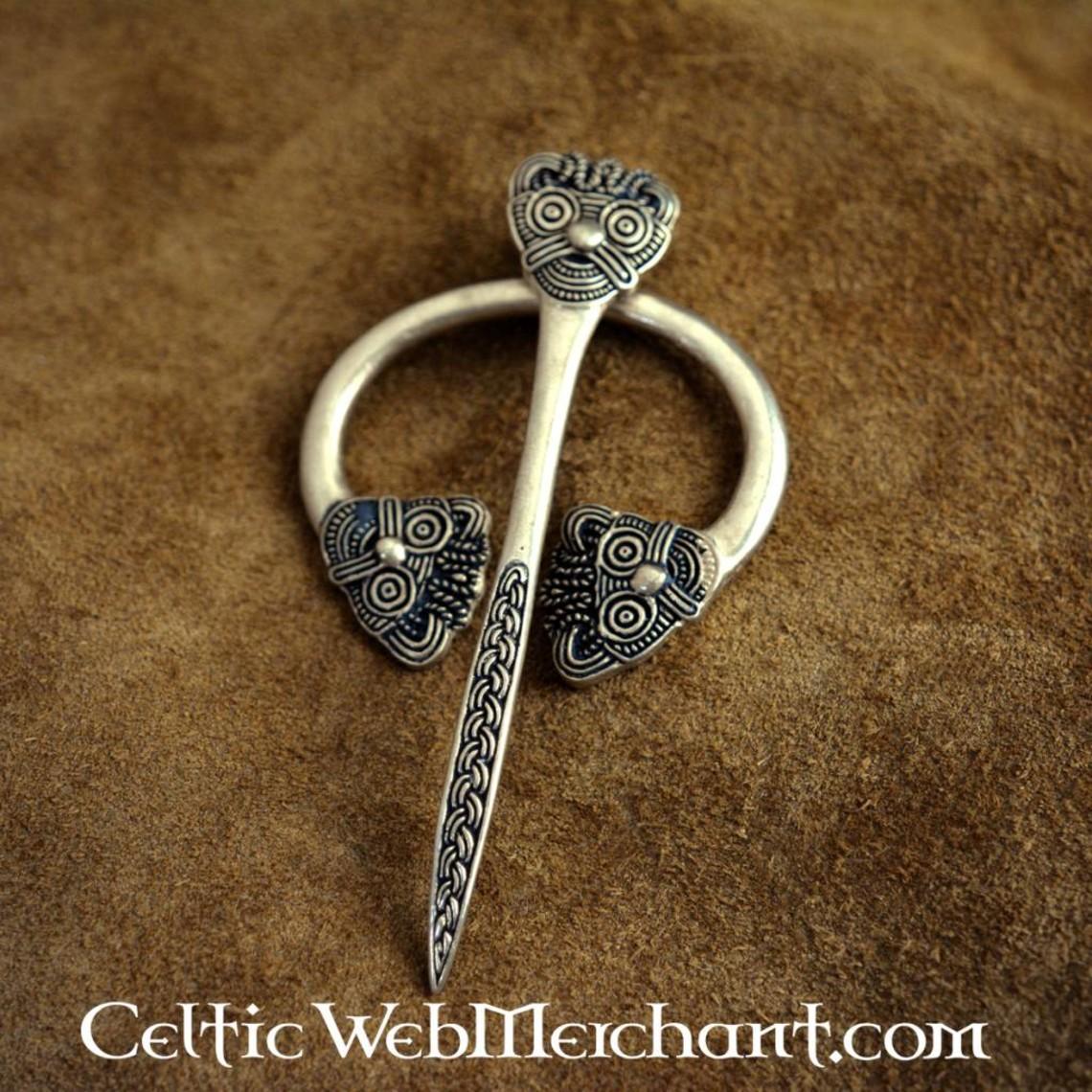 10. århundrede Viking fibula Høm