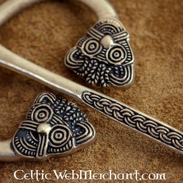 10 århundrede Viking fibula Høm