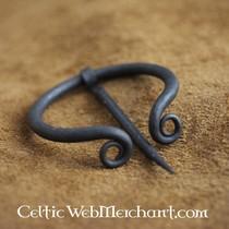 Hierro broche de anillo