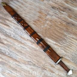 Miecz Wikingów Eric (gotowy do walki)