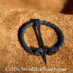 Eisen Viking Brosche