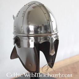 Spätrömischen Helm Burgh gegossenle