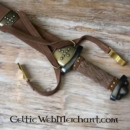 Viking Godfred sword Damascus