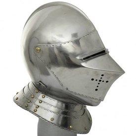 capacete torneio italiano