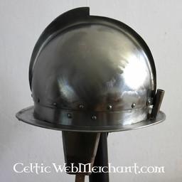 17. århundrede pikemen hjelm