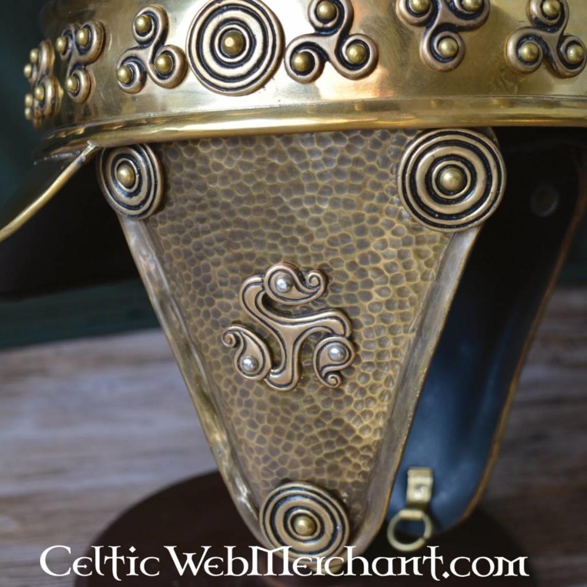 Deepeeka casco galo 300-200 aC
