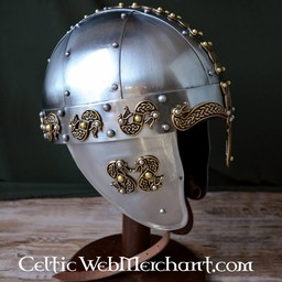 Early Norman Spangenhelmet