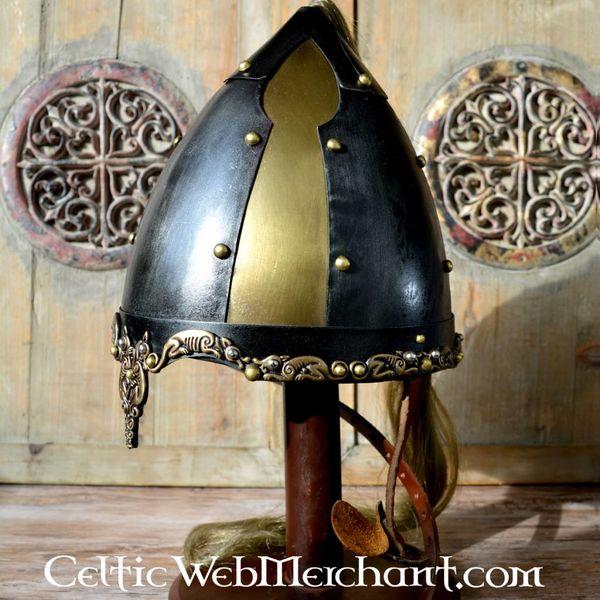 Deepeeka Rusvik hjelm med hestehår