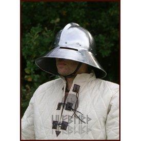 Ulfberth hervidor de agua con el sombrero de punta y visera