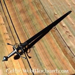 Side Sword z drut stalowy uchwyt