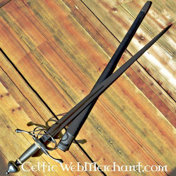 CAS Hanwei Side Sword med stålwire greb