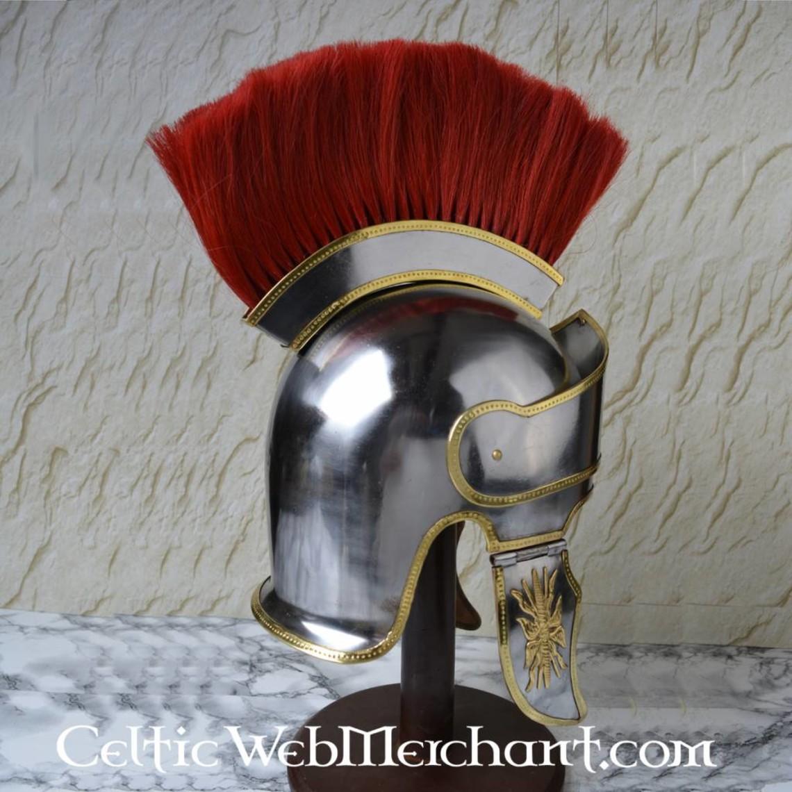 Deepeeka Attische helm met helmkam