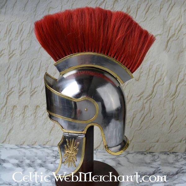 Deepeeka Loftsrum hjelm med crest