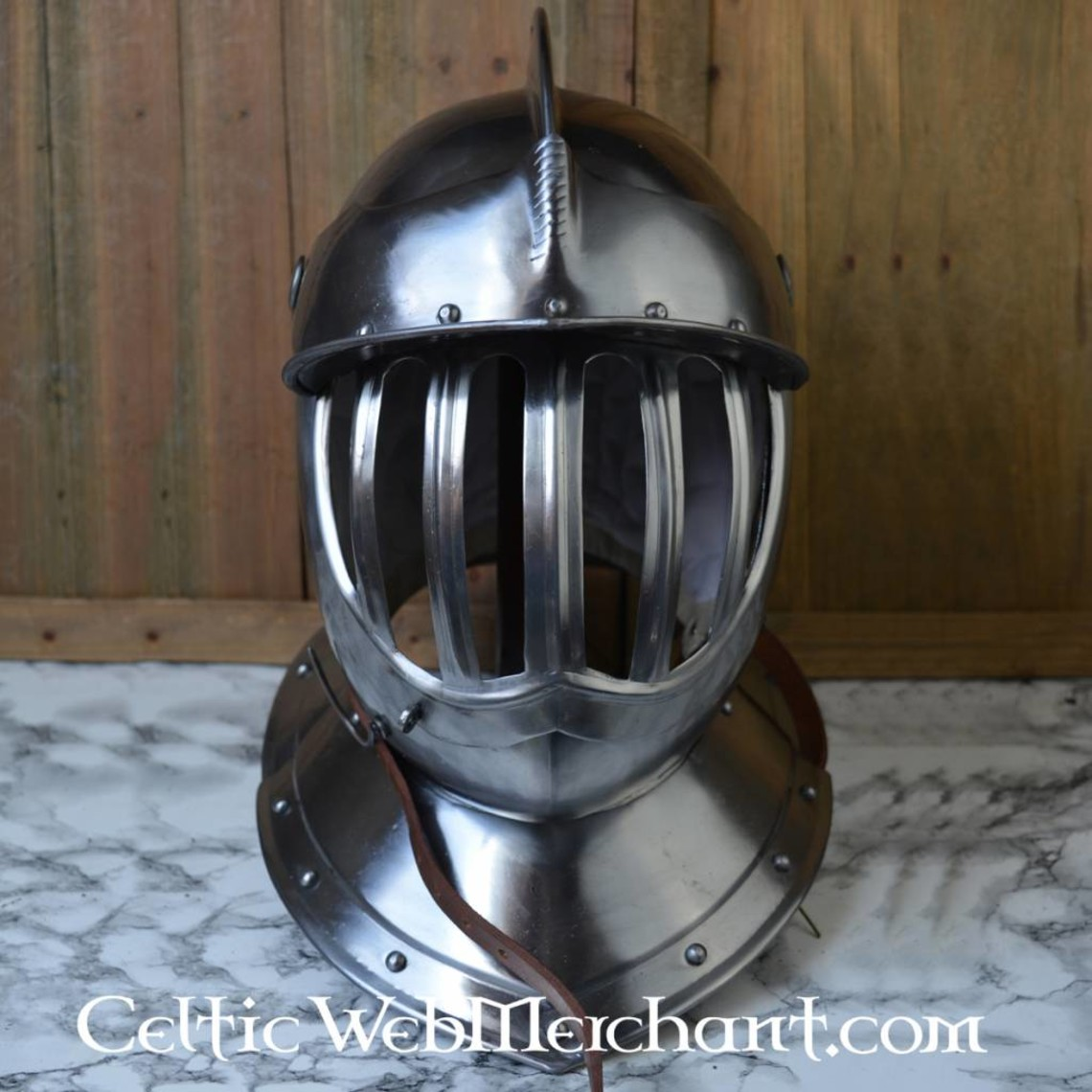 Deepeeka 17. burgunderhjelm århundrede