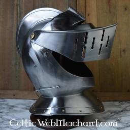 European closed helmet