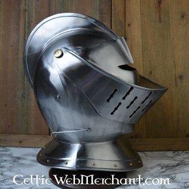 Deepeeka Europäischer Helm Geschlossener