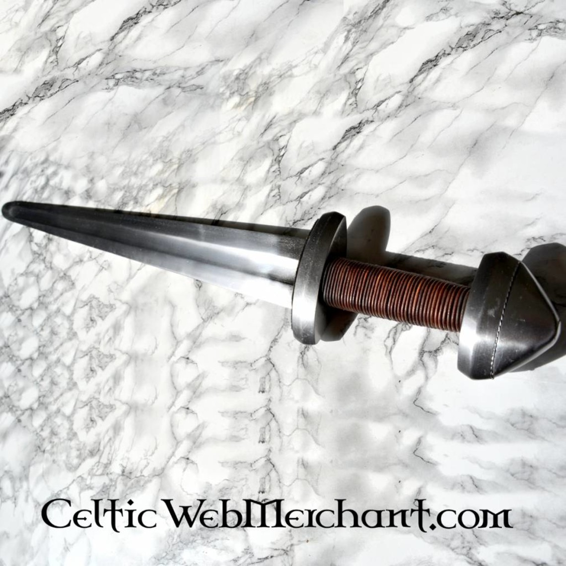 Deepeeka Epée Viking Torshov, 9ème siècle, prête au combat