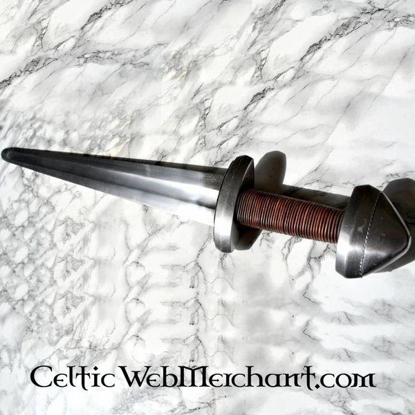Deepeeka 9de eeuws Vikingzwaard Torshov (battle-ready)