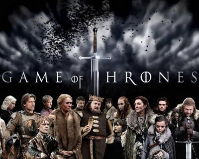 Game of Thrones Stil