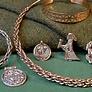 biżuteria wikingów