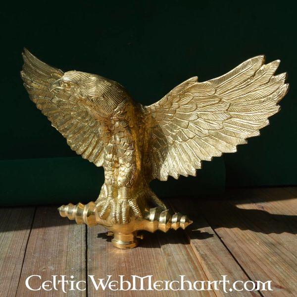 Deepeeka Aquila, Romam orzeł