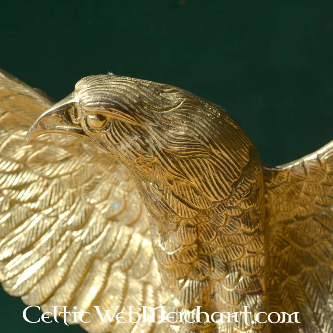 Deepeeka Aquila, Romam aigle