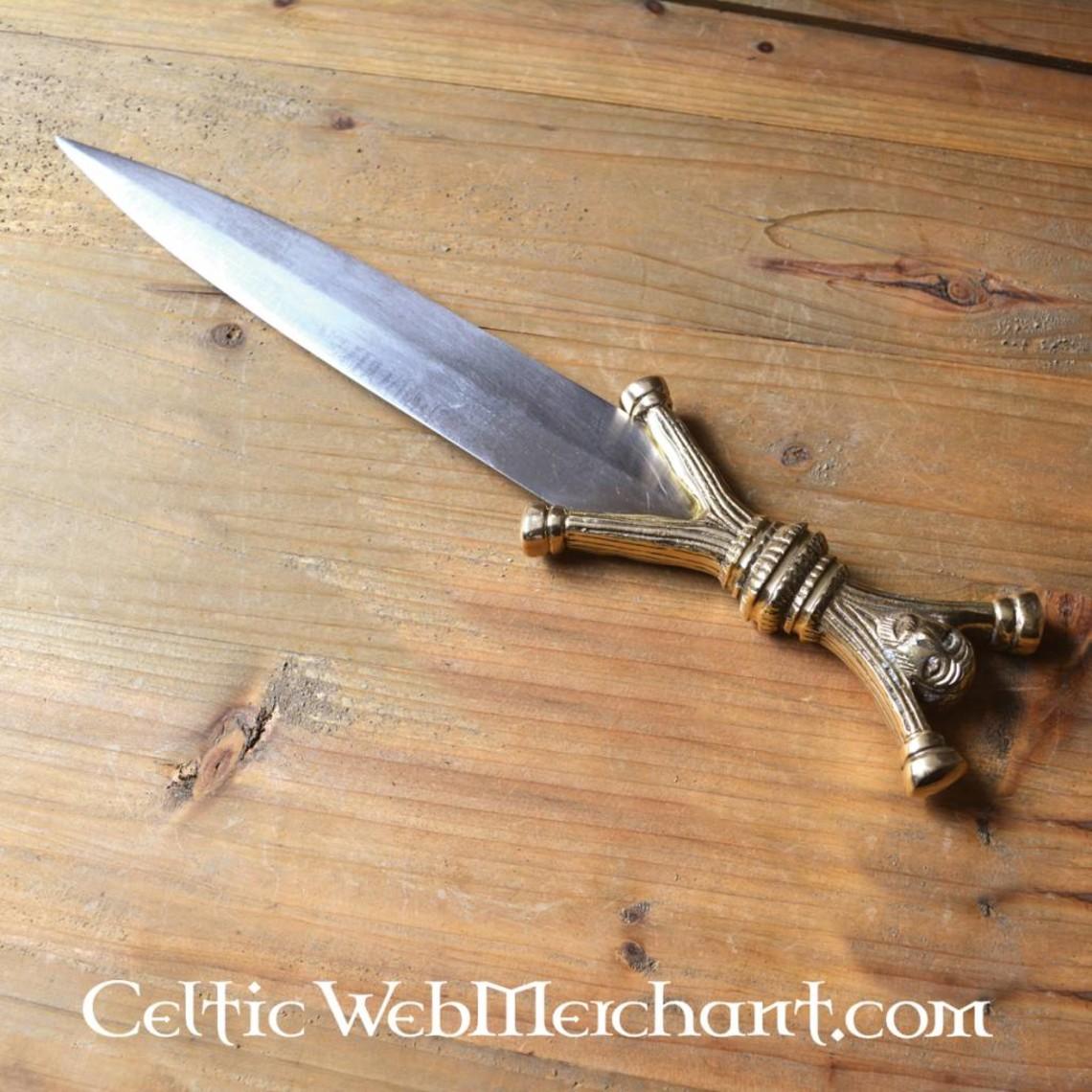Deepeeka Keltisch anthropomorfisch dolk