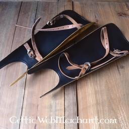 Greek greaves