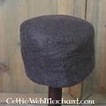 Leonardo Carbone siglo 15 sombrero de fieltro Durero, marrón