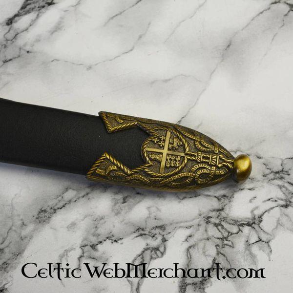 Karel de 5de zwaard met schede