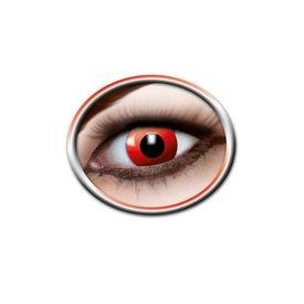 Epic Armoury Färgade linser röda ögon