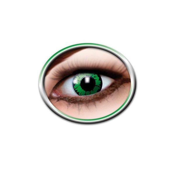 Epic Armoury Coloured contact lenses reptile
