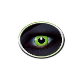 Epic Armoury Coloured contact lenses UV green