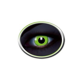 Epic Armoury Farbige Kontaktlinsen UV-grün
