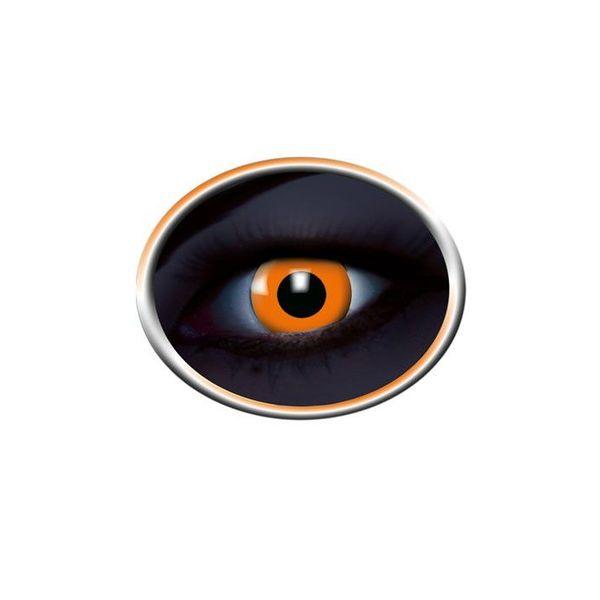 Epic Armoury Gekleurde contactlenzen UV oranje