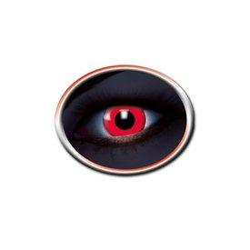 Epic Armoury Farvede kontaktlinser UV rød