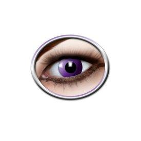Epic Armoury Farbige Kontaktlinsen Warlock lila
